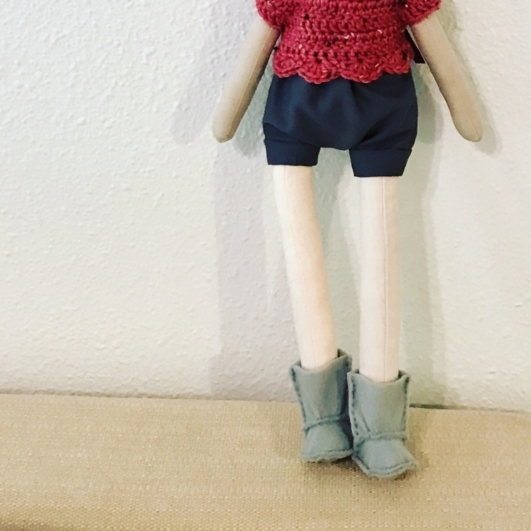 Sneak peak working - inspired_dolls_ | ello