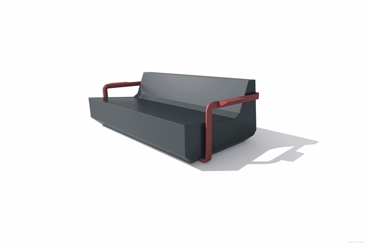 bob - minimal, furniture, lounge - mhjl | ello