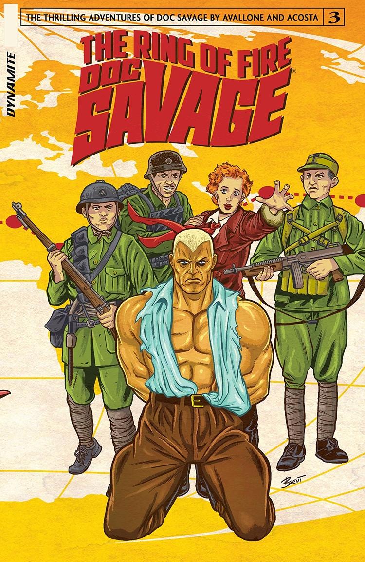 Doc Savage Ring Fire Dynamite E - oosteven   ello