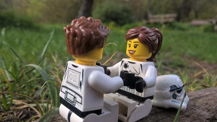 Stormlove  - stormtrooper, starwars40th - chogall | ello