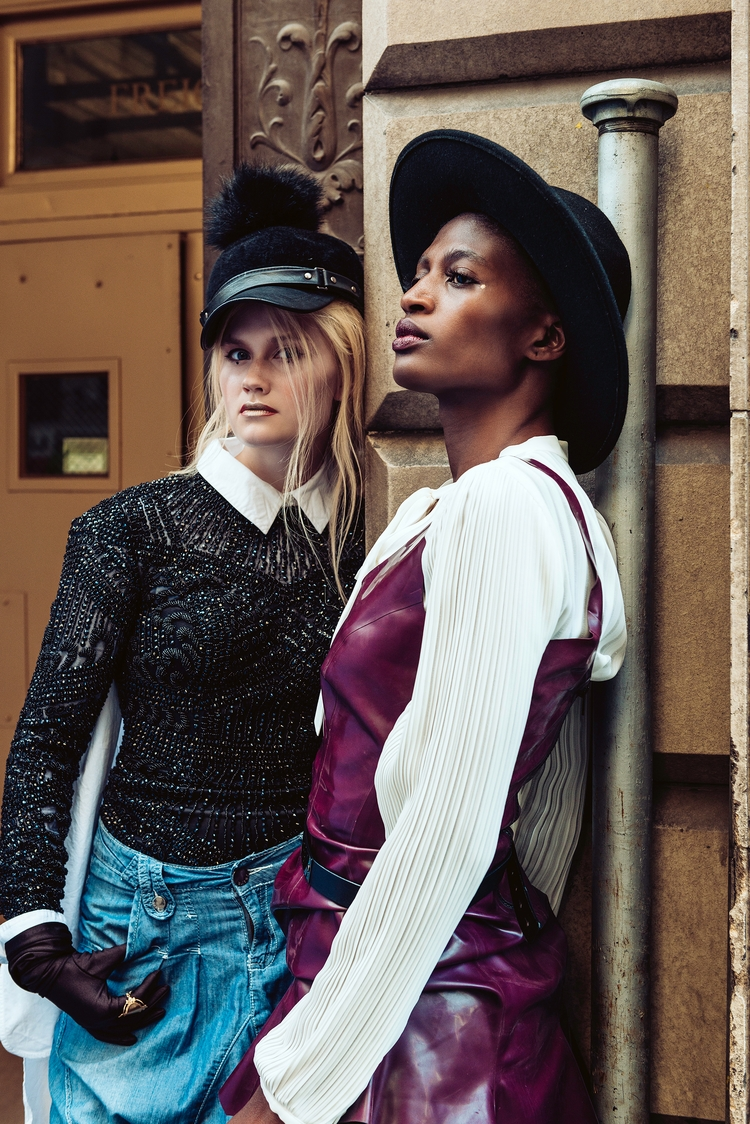 Posted. Models: Matilda Hedlund - joefriendphotography | ello