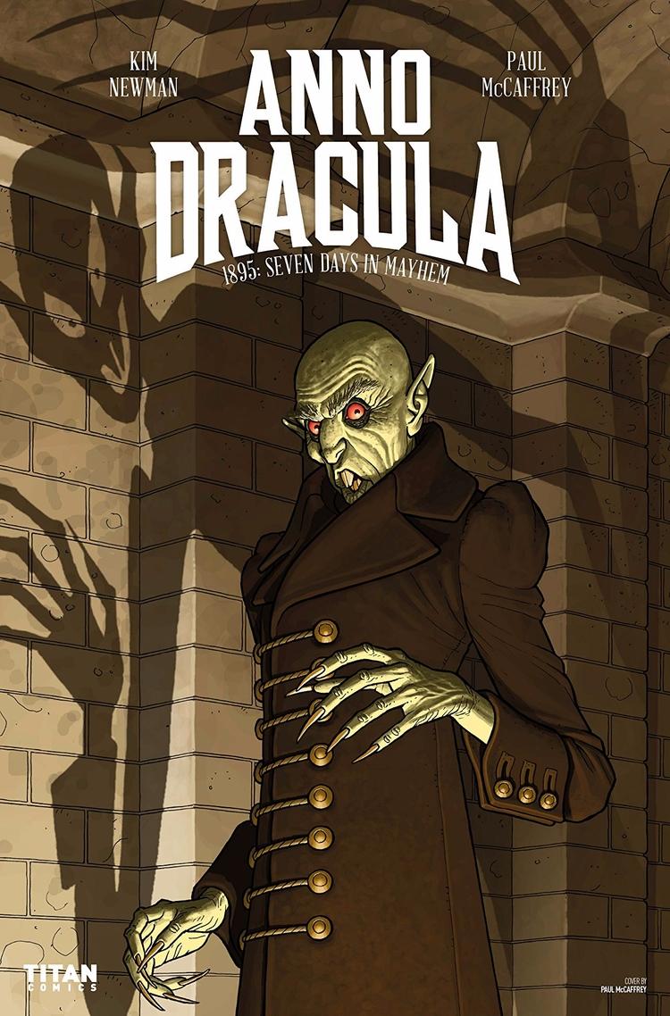Anno Dracula 1895: Days Mayhem  - oosteven   ello