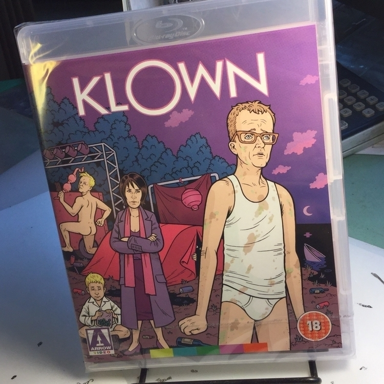 KLOWN, hilarious adult comedy D - dannyhellman | ello