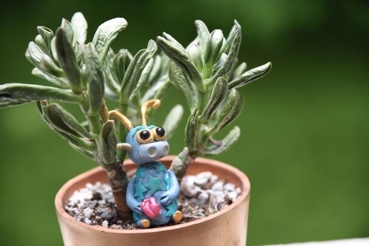 Meet Taolick. plans save plant  - rosaleostudio | ello