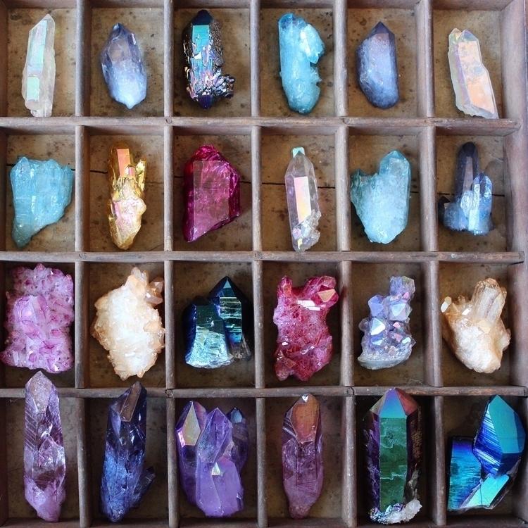 favorite aura - crystals, minerals - citrinevail | ello