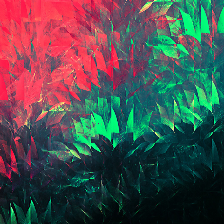 reveal - fractal, digital, abstract - alexmclaren | ello