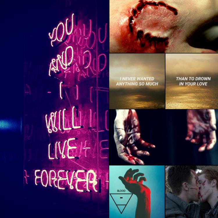 ADDICTED ABYSS vampire mood boa - cassiecarnage | ello