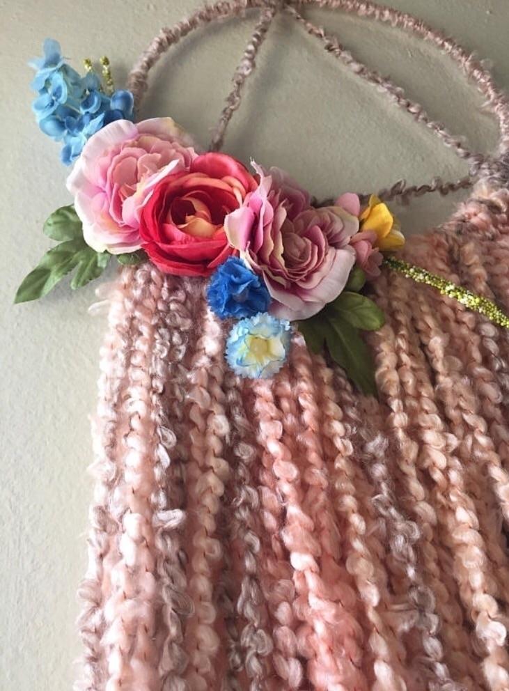 Handmade love! floral dream cat - everblueintuitive   ello