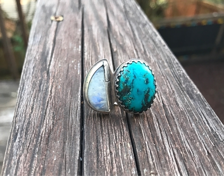 Double stone beauty website - chrysocolla - sirendesigns | ello