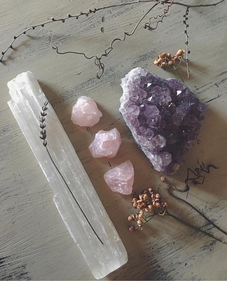 Sweet crystal bundle customer - naturalhealing - thatgirlstayce | ello