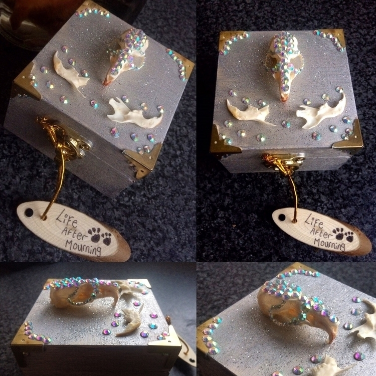 Taxidermy jewellery box, decora - life-after-mourning | ello