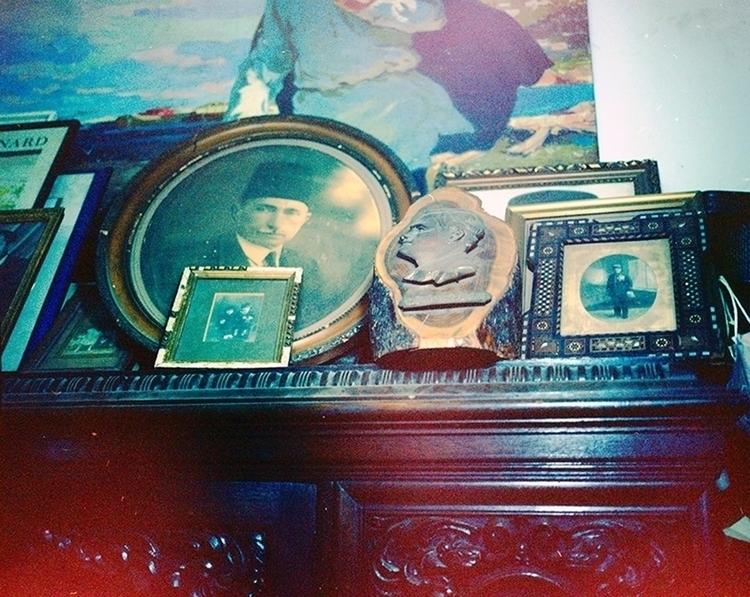 Work: Ripples- series Relics Me - ju_bonnin | ello