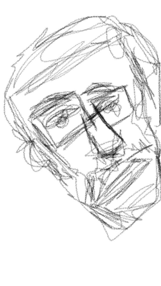 digital, drawing, portraits - faheemabbas | ello