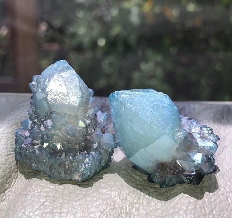 :blue_heart:3rd collection aqua - thecrystalunicorn | ello