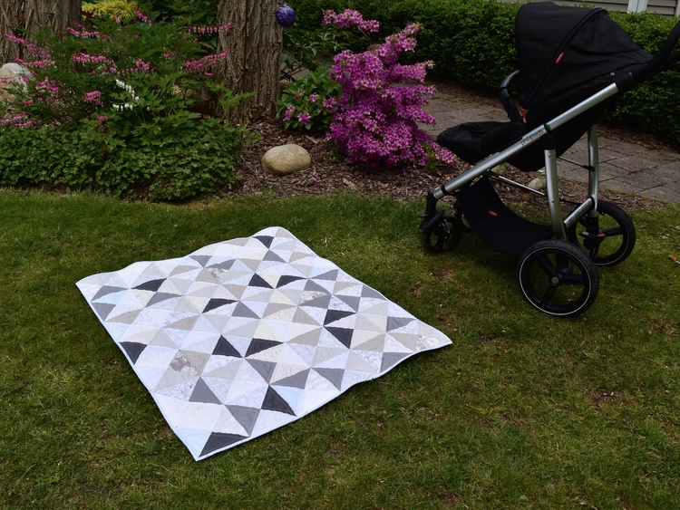 gender neutral baby quilt fabri - runsewfun | ello