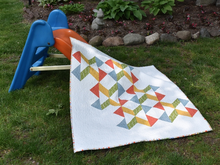 gender neutral baby quilt. time - runsewfun | ello