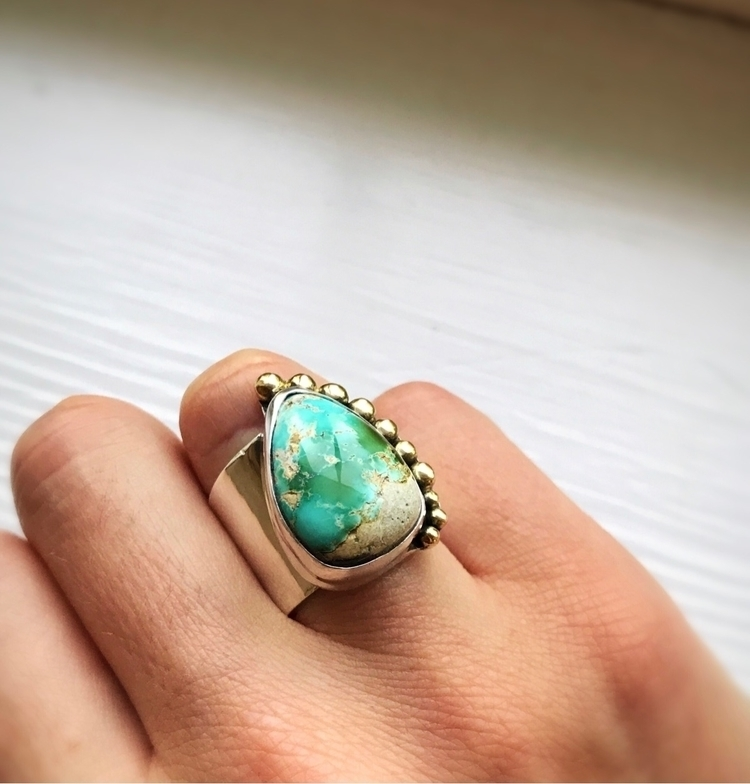 Finished custom Royston ring 18 - schilverjewelry | ello