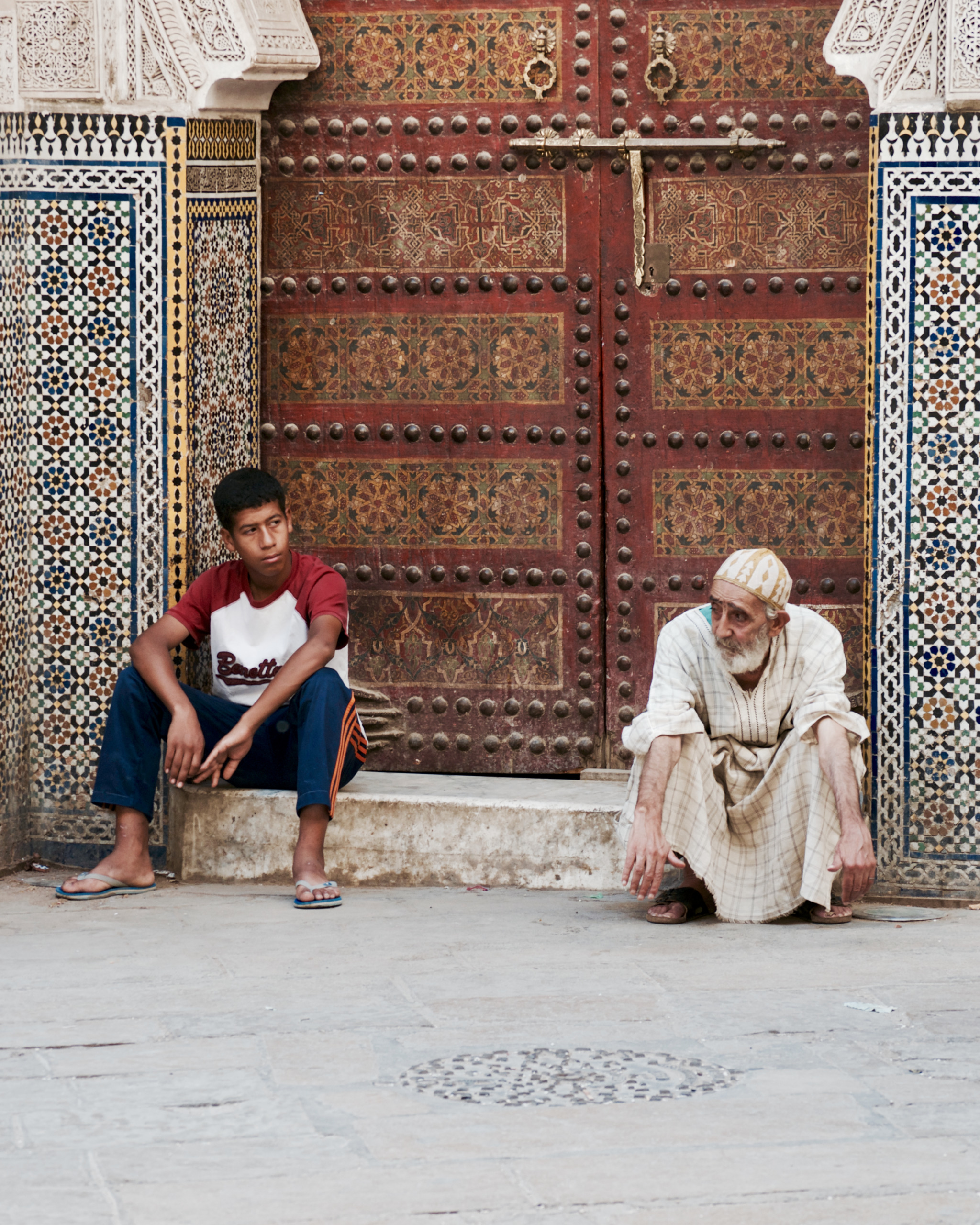 Mid morning (Morocco 2016 - dainahodgson | ello