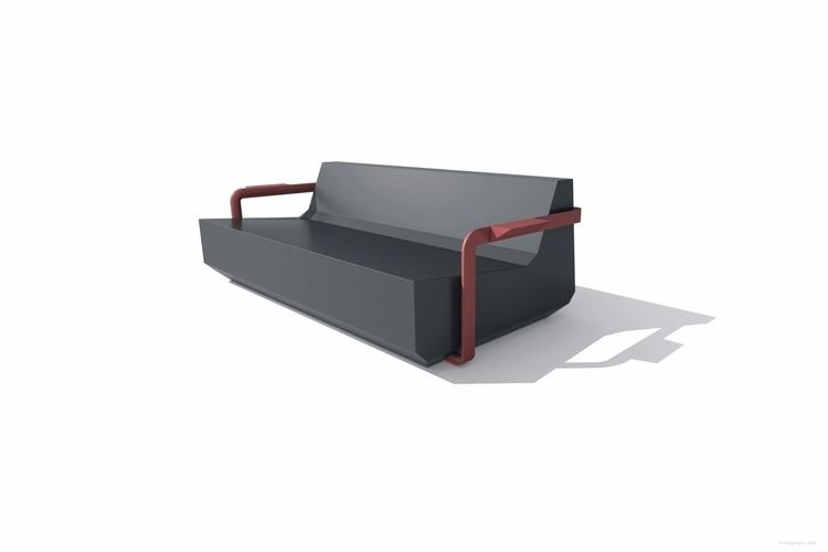 ze.06 - minimal, furniture, lounge - mhjl | ello