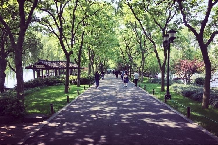Hometown - hangzhou, westlake - dannyching | ello