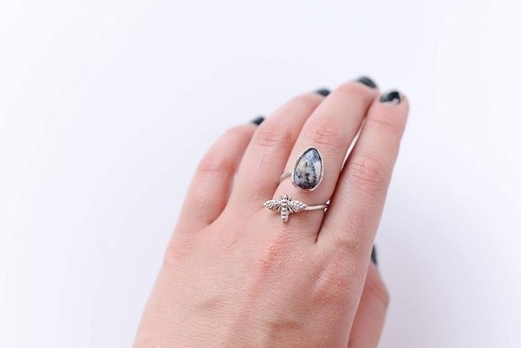 jewelry shop ! dendrite opal ri - formvollendung | ello