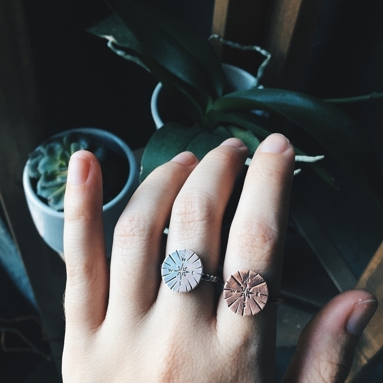 Adventurer Rings Handcrafted Co - cheapluckco | ello