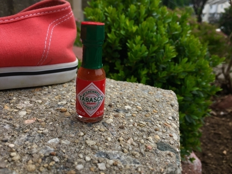 Hot sauce important water - jusstm3 | ello