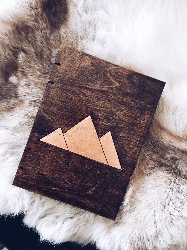 Yosemite Journal - handmade, journal - timberandtorch | ello