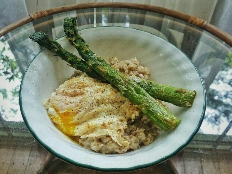 Savory Oatmeal: Salt Pepper oat - ellencm | ello