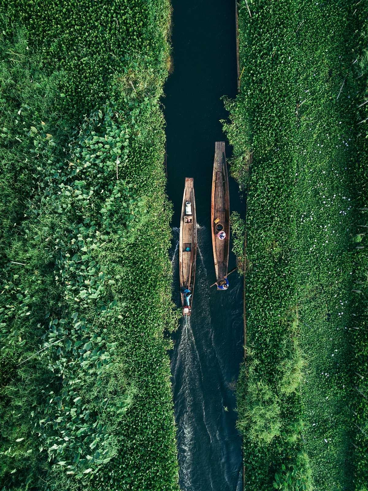 Inle Lake, Myanmar Dimitar Kara - landsphoto | ello