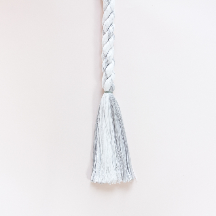 Hand-spun dyed rope - cindyzell | ello