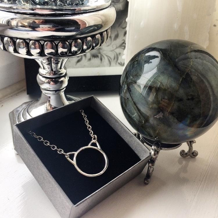 Necklace:sparkles: Stock 10% Co - glassheartj   ello
