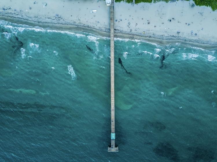 Deerfield Beach Pier Florida - luizcentenaro | ello