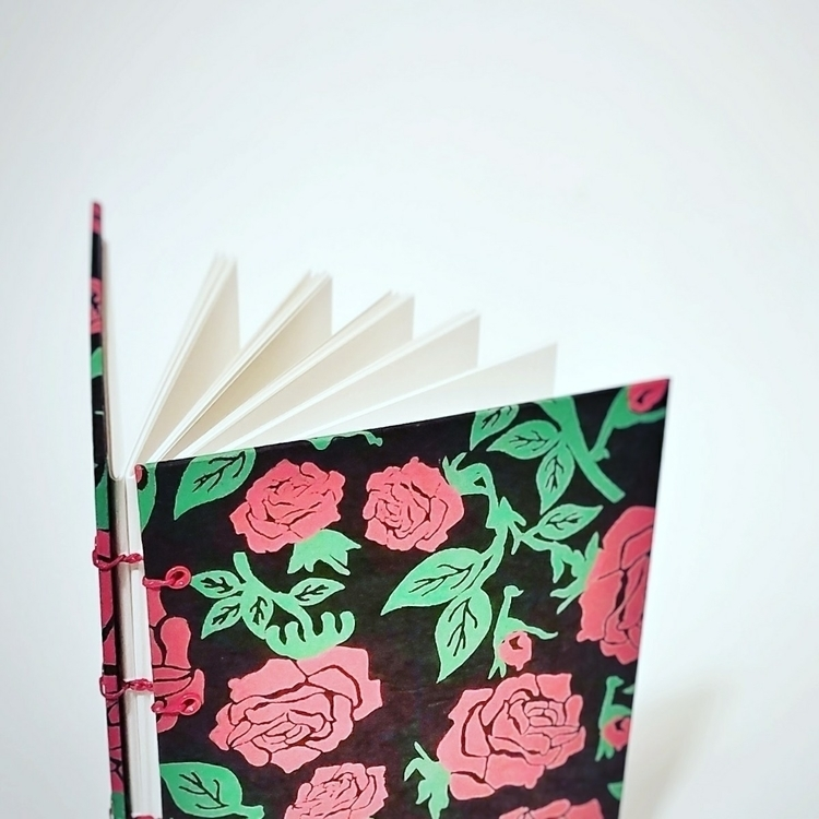 red roses journal! ⚘⚘⚘ white ba - colifichets | ello