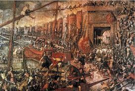 12 Απριλίου 1204: Οι σταυροφόρο - iro81 | ello