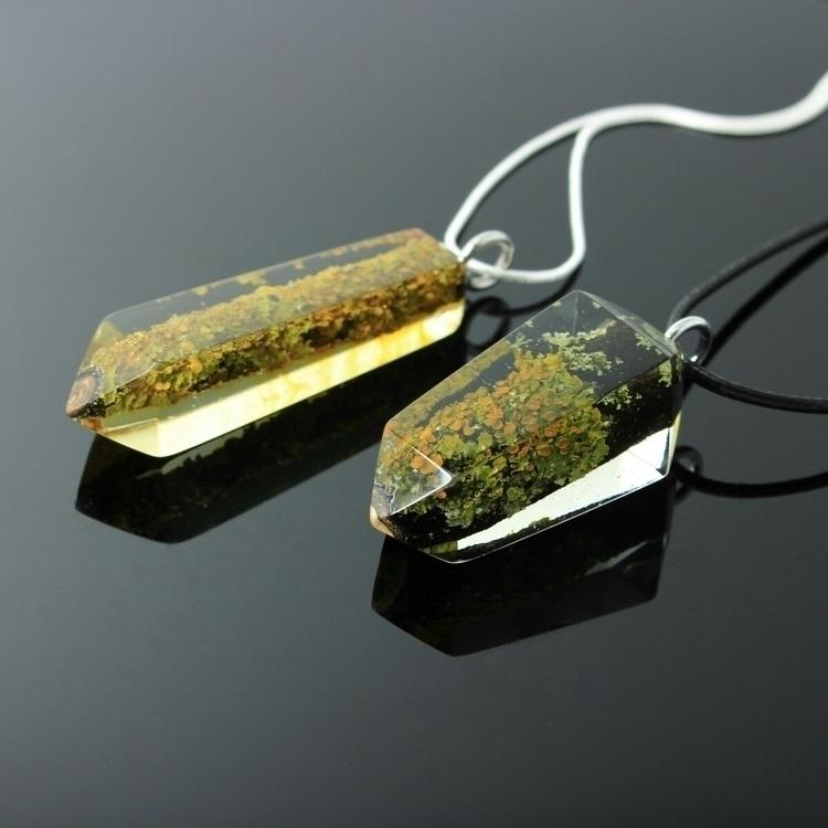 lichen pieces Love concept piec - woodallgood | ello