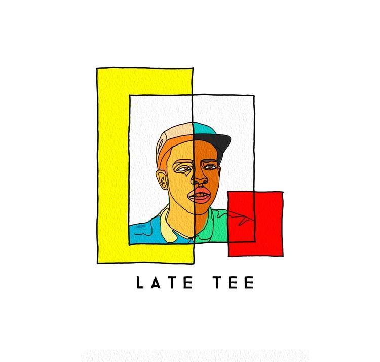 LATE TEE - el-wa | ello