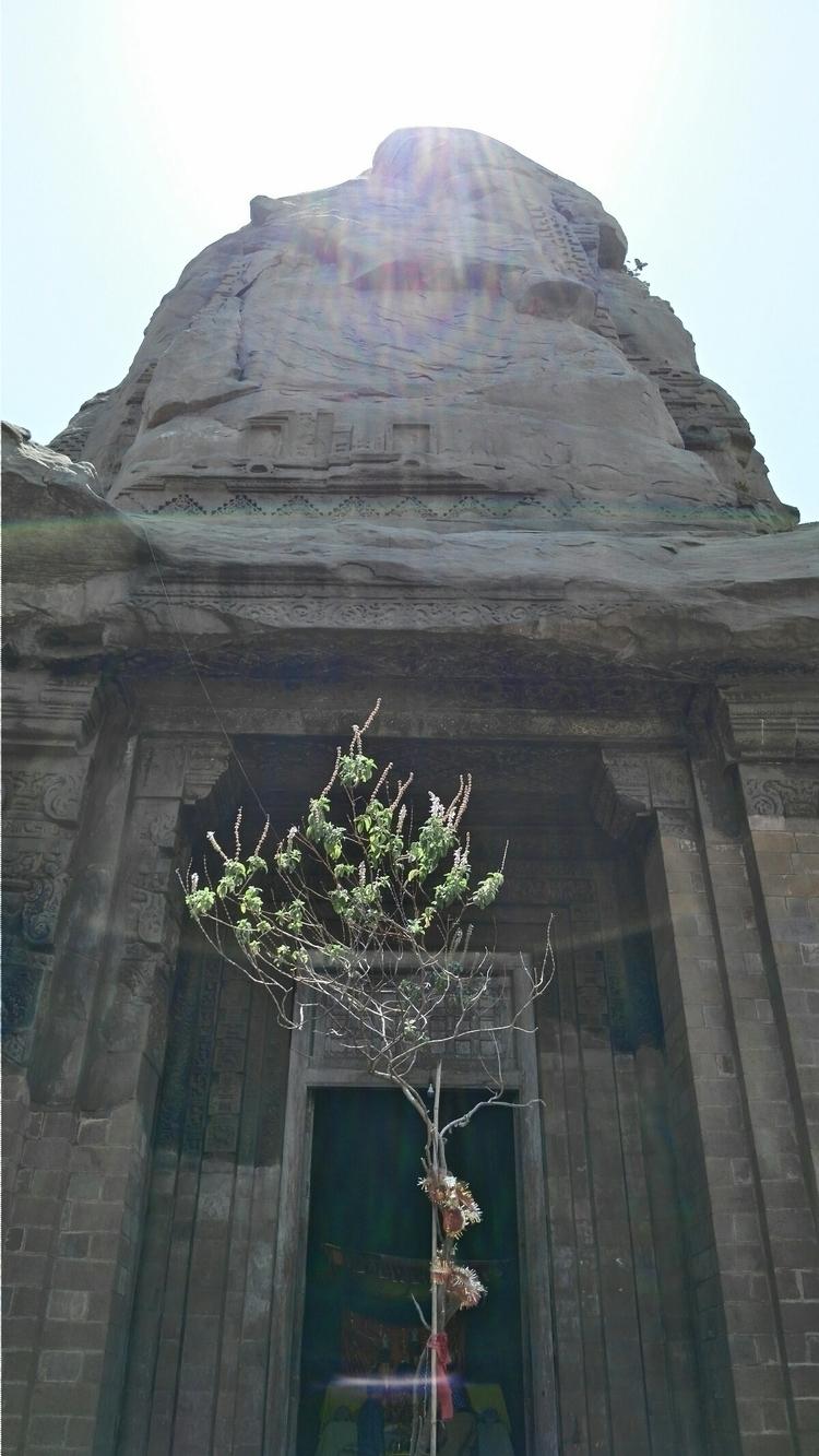 Masrur Rock Cut Temple. oldest  - storyteller_eddy | ello
