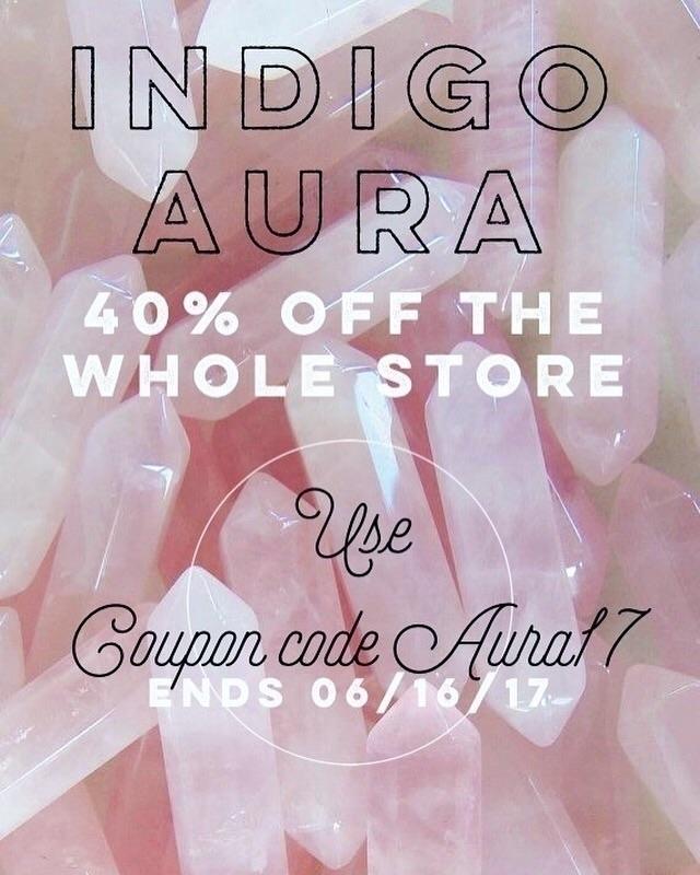 Indigo Aura sale!!! rid necklac - iiindigoaura | ello