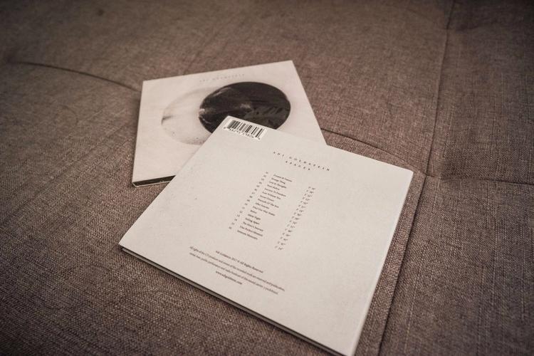 'Spaces' Album CD - adigoldstein | ello