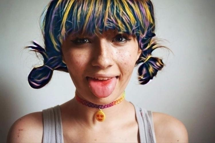 Latest Hair Trend - MagicHair - picsartphotostudio | ello