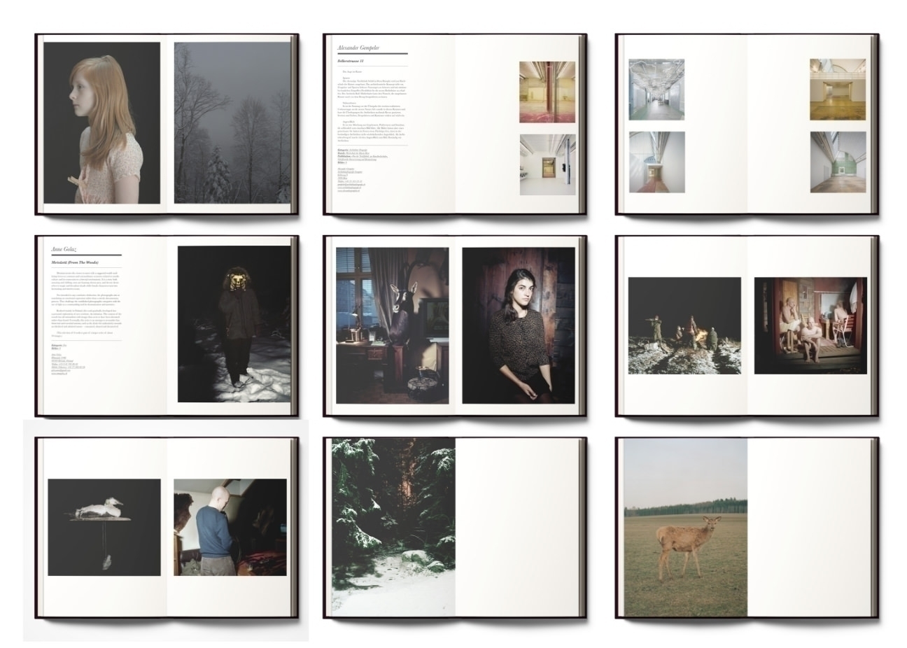 Swiss Photo Award Book (Catalog - marcomariosimonetti | ello