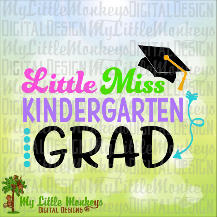 Kindergarten Grad Graduation Ca - mylittlemonkeys | ello