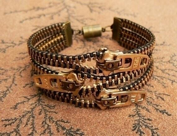 Uno Dos Tres Zipper Bracelet! G - peteandveronicas | ello