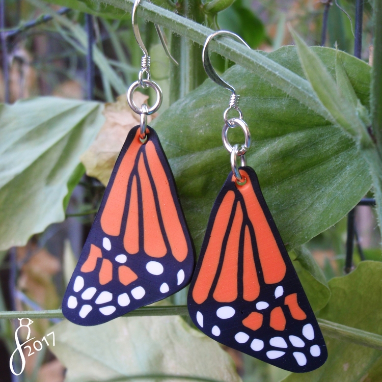 Monarch Butterfly items shop, w - 8bluebirds_studio | ello