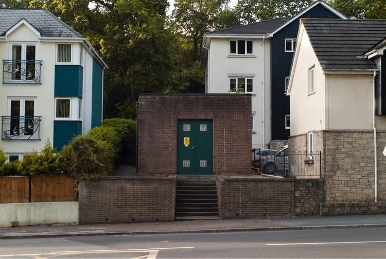 Substations weird - street, streetphotography - andrewkett | ello