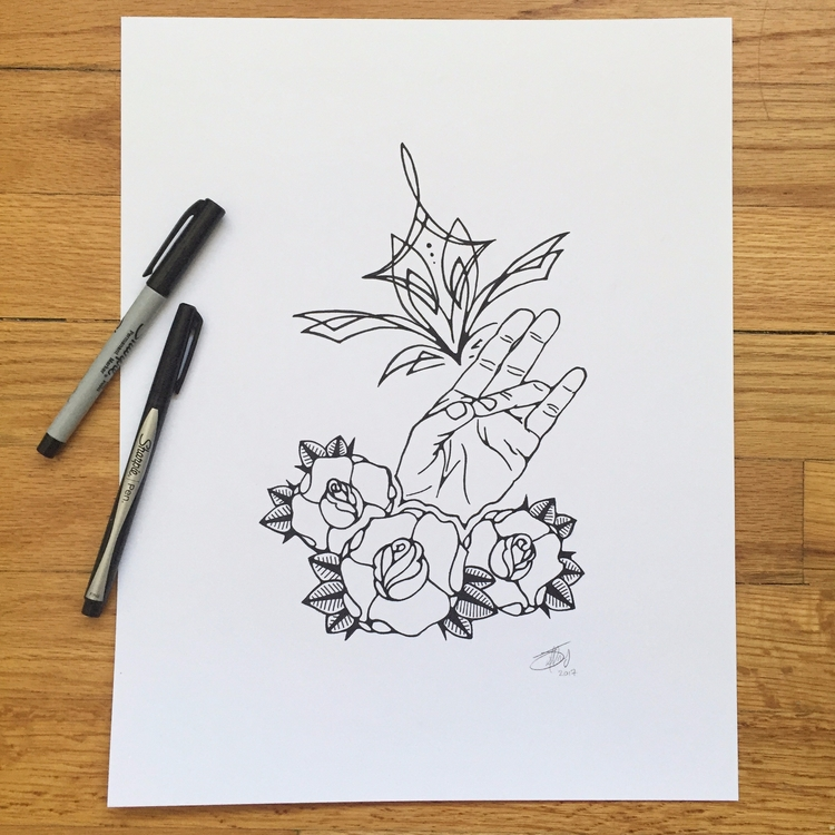 Seal Life - drawing, illustration - jeffwalters | ello
