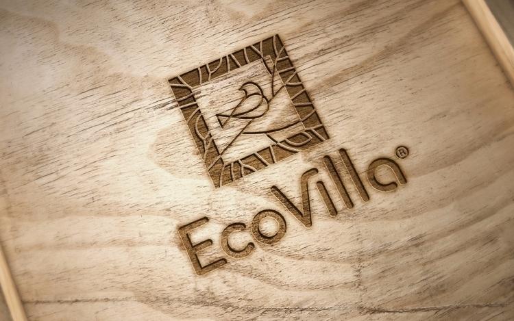 Eco Villa / Identity task proje - vadimpaschenko | ello