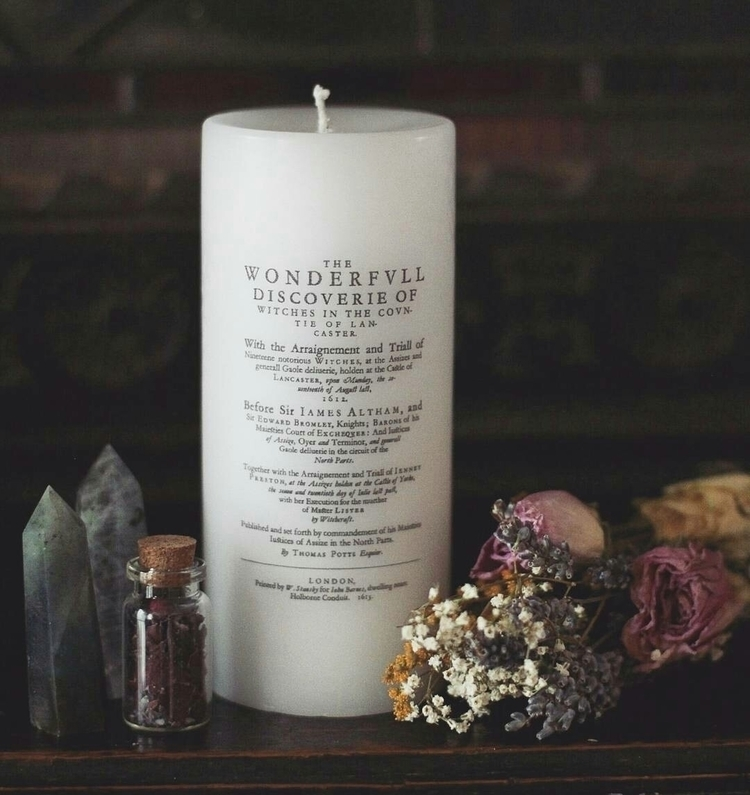 daughters - witchcraft, witchythings - firsteditioncandleco | ello