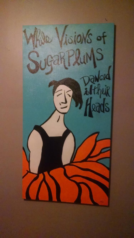 Sugar Plum Fairy - artbytod, tod - artbytod | ello